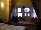 Zimmer von innen / room from the inside